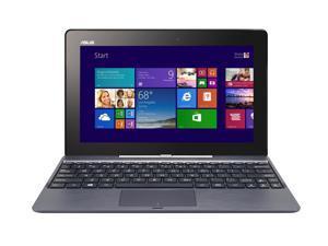 "Asus Transformer Book () 10.1"" Tablet 64GB Flash Windows 10 Pro Silver"