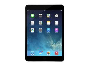 "Apple iPad Mini 1 (Wi-Fi) 7.9"" Tablet 16GB Flash iOS Black"