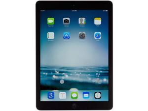 """Apple iPad Air 1  (Wi-Fi) 9.7"""" Tablet 16GB Flash MAC OS X Black"""