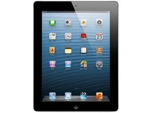 "Apple iPad 4 (Wi-Fi) 9.7"" Tablet 16GB Flash iOS Black"