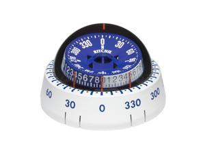 Ritchie XP-98W X-Port Tactician  Compass - White