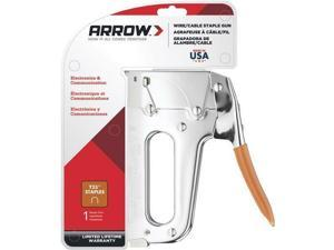Arrow T25 Heavy-Duty 3/8 In. to 9/16 In. Staples Wire and Cable Staple Gun