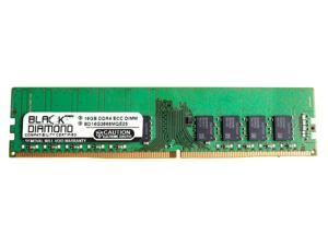 16GB BLACK DIAMOND for MSI (Micro Star) X470 GAMING