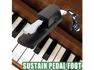 Durable Classic Universal Piano-style Damper Foot Pedal for Casio Keyboard