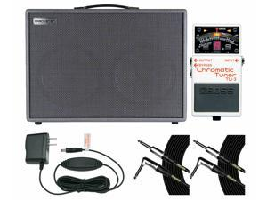 Blackstar Silverline Deluxe 100S + Boss TU-3 + Power Supply + Mogami Cables