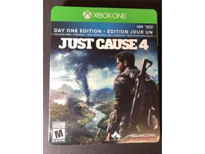 Just Cause 4 Day One [ Limited Edition Steelbook ] (Xbox One)