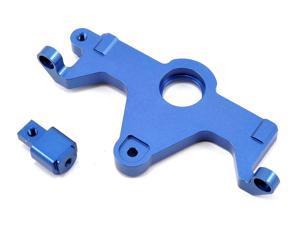 ST Racing Concepts HD Aluminum Motor Mount (Blue) (Slash 4x4) SPTST6860B