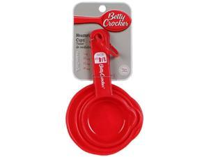 1 X Houseware Kitchen tools - Betty Crocker Nesting Measuring Cup Sets
