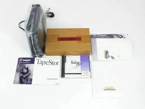 Seagate STT6800P 800 MB TapeStor External Tape Drive - 120V