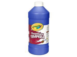 Crayola Tempera Paint, Blue Kids Paint, 32oz