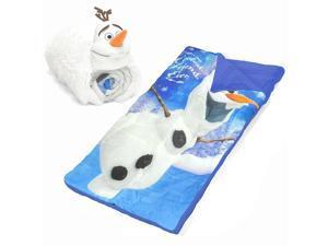 Disney Frozen Olaf Slumber Set (2 Piece), Multicolor, Size 30 x 54 (TK319772)