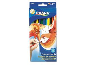 Prang Colored Pencils 12/Pkg-