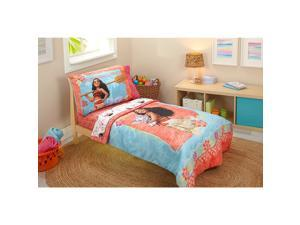 Disney Moana Toddler 4 Piece Bedding Set