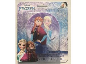 Disney Frozen Led Anna and Elsa Night Light