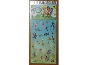 Fairies Disney with Animals 25 Collector Stickers