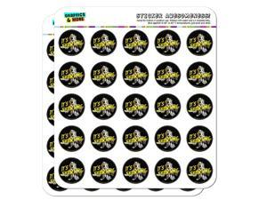 Beetlejuice Its Showtime Planner Calendar Scrapbooking Crafting Stickers