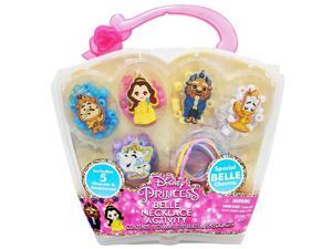 Disney Tara Toy Princess Belle Necklace Activity Set - Amazon Exclusive
