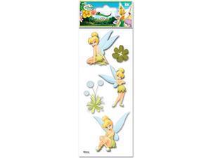 Disney Collection DTODTINK Jolees Boutique Sticker 3D Tinkerbell Asst