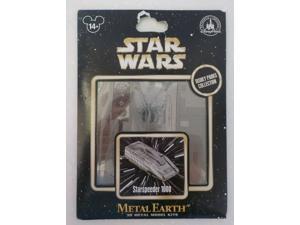 N Disney Parks Star Wars STARSPEEDER 1000 Metal Earth 3D Model Kit - New