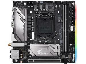 Gigabyte Z390 I Aorus Pro WIFI Z390 1151 LGA Mini-ITX M.2 Desktop Motherboard B