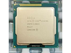 Intel Core i5 3rd Gen - Core i5-3570S Ivy Bridge Quad-Core CM8063701093901 Desktop Processor