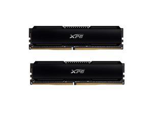 XPG GAMMIX D20 3600MHz 16GB (2x8GB) PC4-28800 SDRAM 288-Pins UDIMM Desktop Memory Kit Black (AX4U360038G18A-DCBK20)