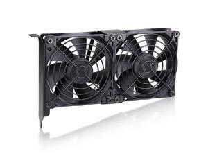 Wathai Pcl Slot Fan 90mm 92mm Fans Brushless Cooling Fan for Cooler VGA Graphic Card