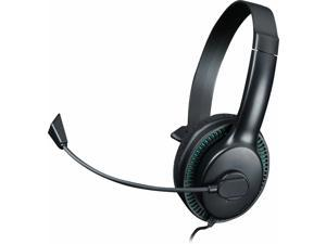 - Wired Chat Headset For Xbox Series X   S And Xbox One - Black/Green