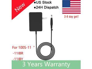 100% Ac Power Adapter Charger For Lenovo Ideapad 100S-11Iby Model 80R2 Laptop