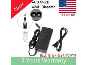 Ac Adapter Charger For Dell Inspiron 11 (3147, 3148) 3000 Series 2-In-1 Tablet F