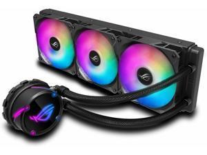 ASUS ROG Strix LC 360 RGB 3x120mm ARGB Fans AIO Liquid CPU Cooler 360mm Radiator
