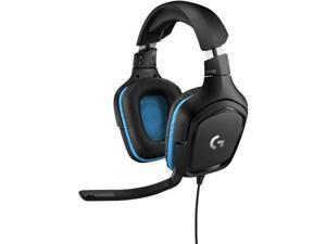 Logitech G432 7.1 Surround Sound Gaming Headset 981-000769