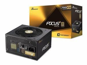 Seasonic FOCUS Plus Series SSR-750FX 750W 80+ Gold ATX12V & EPS12V Full Modular