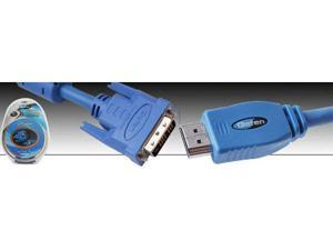Gefen CI CAB-HD-LCK-06MM High Speed HDMI Cable with Ethernet and Mono Cables