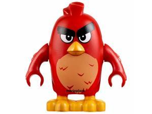 LEGO Angry Birds - Red MiniFigure Set 75824 NEW