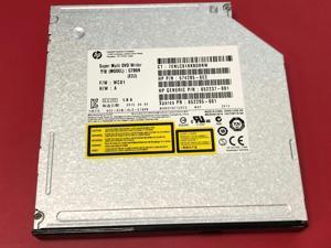 HP 652295-001 12.7 MM Slim SATA Port 8X DVD RW  574285-6E3 652237-001 GTBON