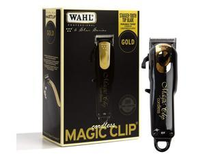 Wahl 5 Star Limited Edition Magic Clip Black & Gold Clipper