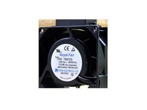 For Japan Royal Fan TYPE T857CG 230V 12W 8CM 8038 High temperature cooling fan