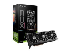 EVGA GeForce RTX 3070 XC3 ULTRA GAMING Video Card, 08G-P5-3755-KR, 8GB GDDR6, iCX3 Cooling, ARGB LED, Metal Backplate