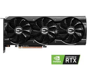 EVGA GeForce RTX 3070 XC3 BLACK GAMING Video Card, 08G-P5-3751-KR, 8GB GDDR6, iCX3 Cooling, ARGB LED