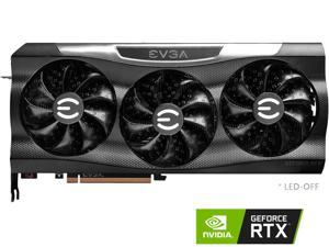 EVGA GeForce RTX 3080 Ti FTW3 ULTRA GAMING Video Card, 12G-P5-3967-KR, 12GB GDDR6X, iCX3 Technology, ARGB LED, Metal Backplate