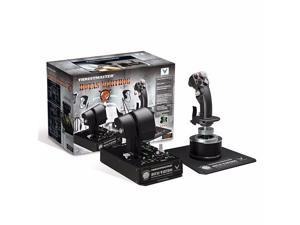 THRUSTMASTER A10C Full Metal Warthog Flight Controller Simulation Game Fighting Aircraft Joystick DCS/P3D Simulator A10C Full Metal Warthog