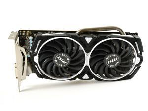 MSI Radeon RX 470 4GB Armor Graphics Card - DVI Port Only