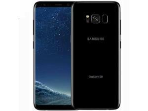 Samsung Galaxy S8 - 64GB - Black - Factory Unlocked; Verizon / AT&T / Global