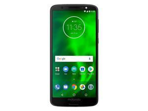 OB : Unlocked Motorola Moto G6 XT1925-6 32GB Black GSM CDMA Smartphone