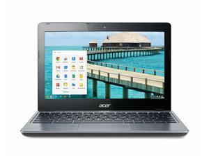 "Acer C720-2103 11.6"" Chromebook - 1.4GHz Intel Celeron - 2GB RAM - 16GB SSD"