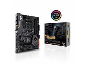 ASUS X570 TUF Gaming Plus (WI-FI) AMD AM4 ATX Motherboard Ryzen 3000 Ready