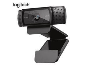 New Logitech Pro C920e HD Pro Webcam Widescreen Video Chat Recording USB Smart 1080p Web Camera For Computer C920 Upgrade Version CMOS