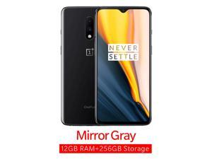 Global Rom OnePlus 7 Mobile Phone 6.41 inch 12GB+256GB Snapdragon 855 Octa-core Android 9.0 48.0MP 3700mAh NFC Smartphone