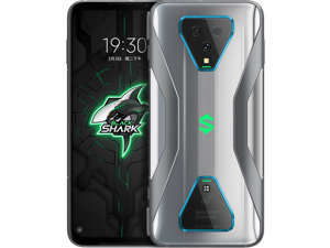 "Xiaomi Black Shark 3 8GB 128GB Gaming Smartphone 5G Snapdragon 865 Octa Core 6.67"" AMOLED Screen 64MP Triple Camera 4720mAh 30W Fast Charging  (Global Rom International Version)"